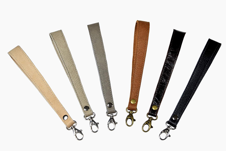 Handmade Real Leather Replacement San Francisco Mall Handbag Purse Wris Strap Limited time cheap sale Wrist