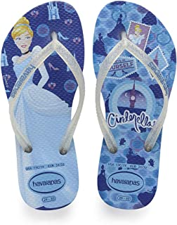 Havaianas Hav. Kids Slim Princess, Tongs Mixte Enfant