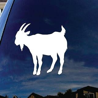 """Got goats AS169 8/"""" wide sticker goat decal ThatLilCabin"""