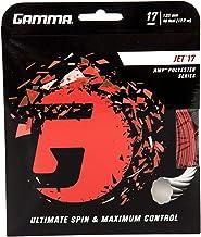 Gamma Jet 17 Tennis String Set Red
