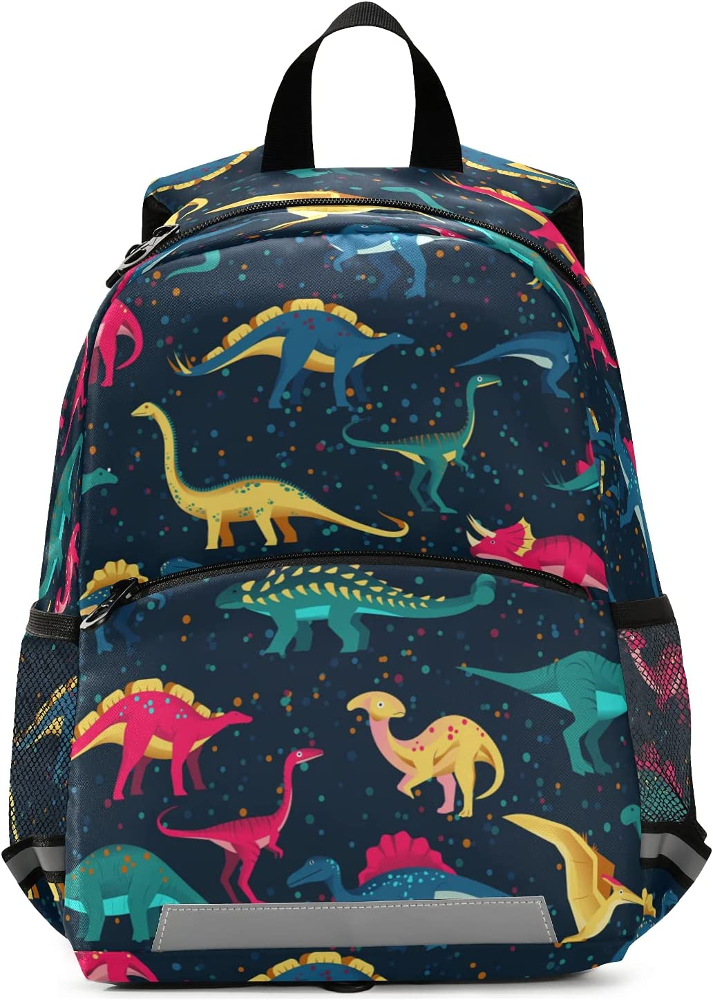 Cute 5 popular Colorful shopping Dinosaurs Toddler Backpack for Kids Girls Age Boy