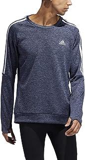adidas Men's Own the Run Crew Sweatshirt Crew Neck Sweatshirt