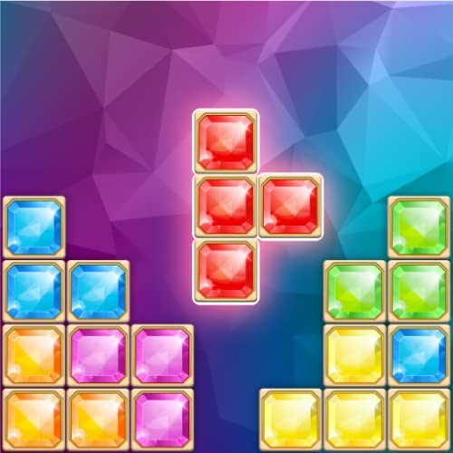 Block Puzzle Classic Jewel - free puzzles game