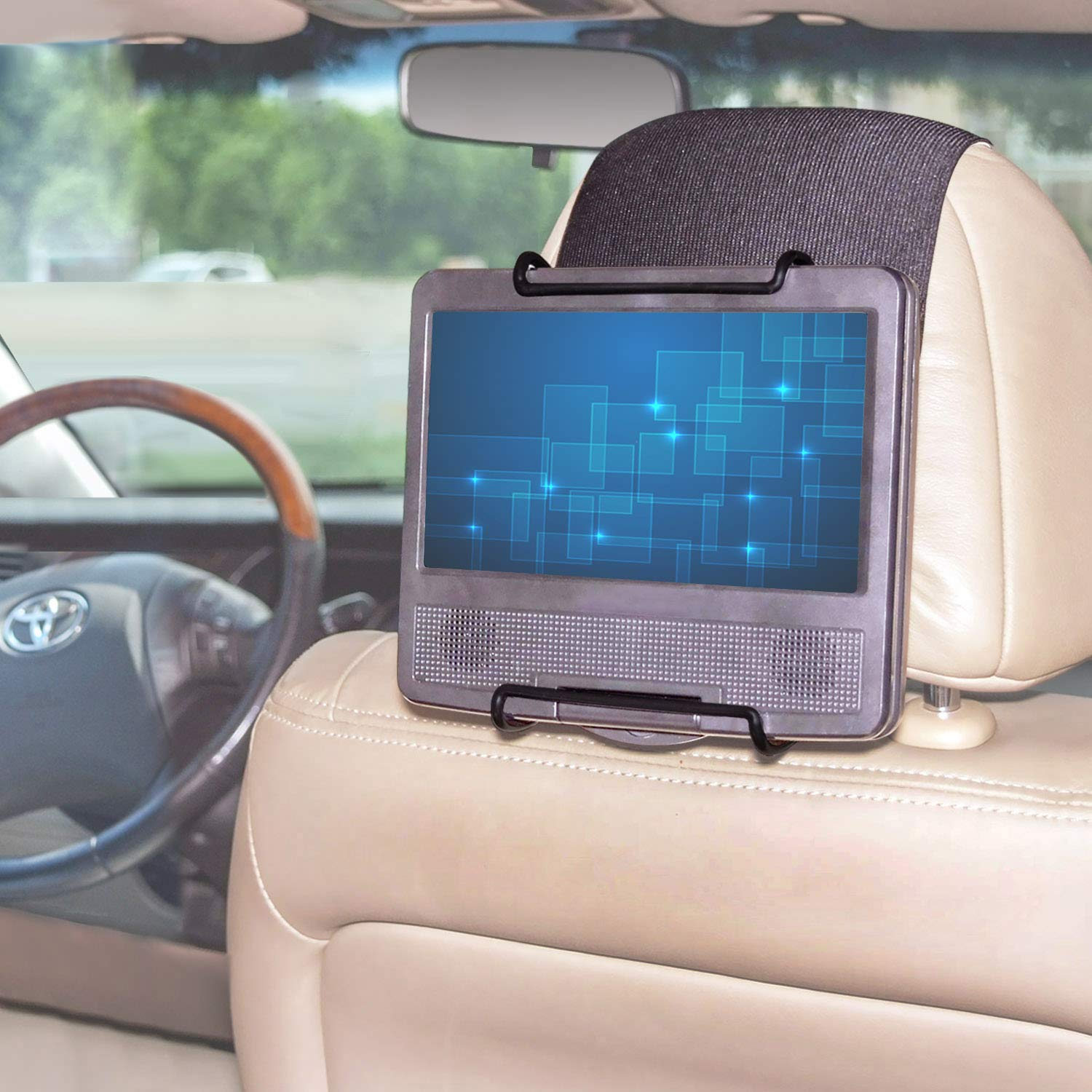 TFY Universal Headrest Holder Portable