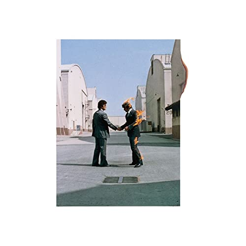 Pink Floyd Wish You Were Here Cover