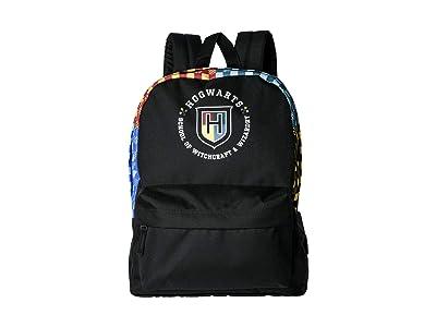 Vans Vans X Harry Potter Backpack Collection (Harry Potter Black (Hogwarts)) Backpack Bags