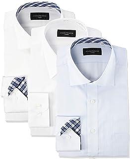 [コナカ] ドレスシャツ YS-JP-BLACK-3SET-10500 メンズ