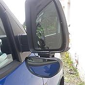 Toter Winkel Spiegel Banana Repusel Aufsatzspiegel Mit Individuellen Einstellmöglichkeiten Für Ein Optimales Blickfeld Passend Für 99prozent Der Automodelle Auto