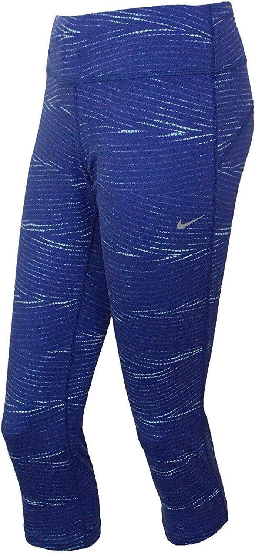 Nike Legendary Tight Women's Training Tights Navy bluee