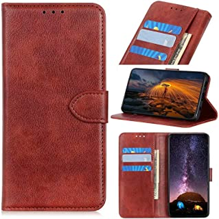 FanTing Cover compatible for Oppo A73 5G Case, Flip cover with [card slot] [bracket] [wallet], Magnetic PU leather wallet ...