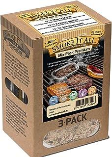 Hero Smoker Box Incienso Aroma Caja para un perfecto Barbacoa sabor