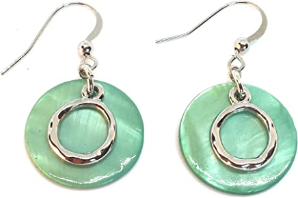 3561a78cd Out to Sea retired lia sophia Earrings