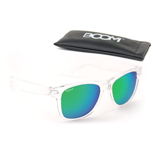 14d29093ae7 Boom Polarized Sunglasses for Men and Women by Dimensional Optics -  REFLECTION COLLECTION