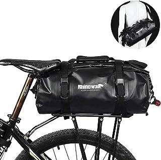 comprar comparacion Selighting Bolsa de la Bici Pannier Bolsa Gran Capacidad Bicicleta Bolsa Bici de Montaña Impermeable Bolsa Sillín de Bicic...