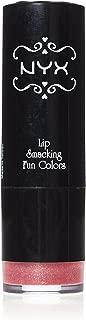 NYX Round Case Lipstick Lip Cream 641 Rose Bud