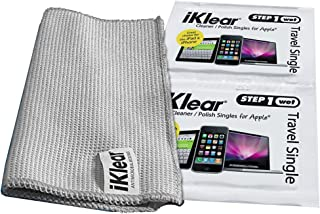 iKlear 50 Bulk Pack Travel Singles