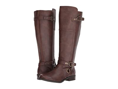 G by GUESS Harvest Wide Calf (Brown) Women