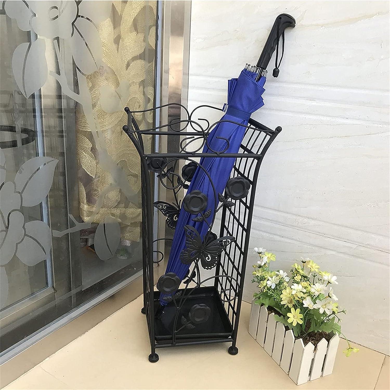 LICGHONG Max Popular standard 86% OFF Super Quality Umbrella Squ Stand Vintage