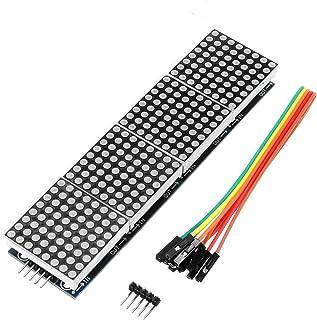 ILS MAX7219 Dot Matrix - Módulo 4 en 1 para Arduino (5 Unidades)