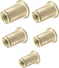 SNUG Fasteners (SNG207) 340 Qty Assorted UNC Rivet Nuts - 5 Sizes 8-32, 10-24, 1/4-20, 5/16-18 & 3/8-16