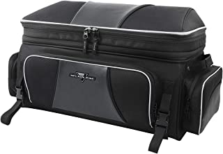Nelson Rigg NR-300 Route 1 Traveler Tour Trunk Bag, Black Harley Davidson Ultra, Indian Roadmaster, Honda Gold Wing