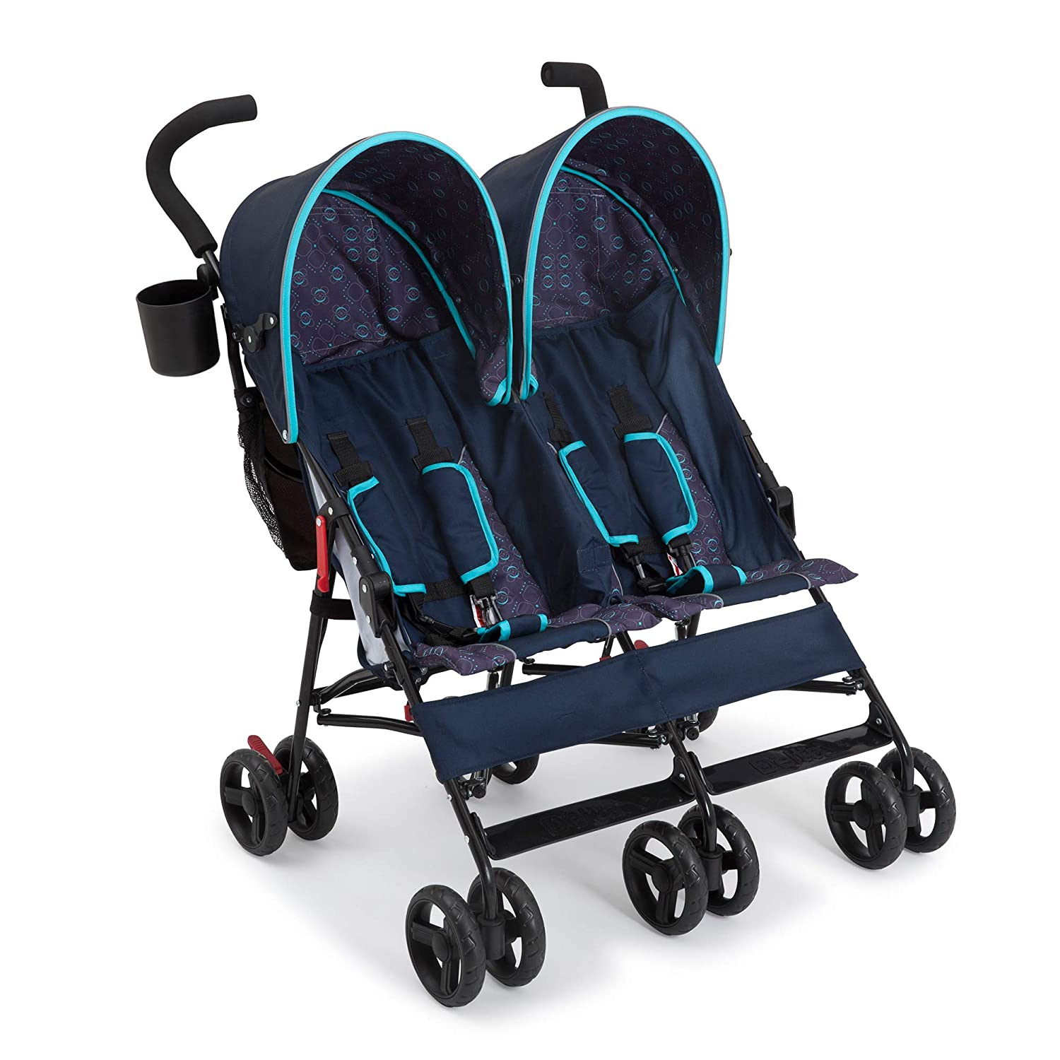 Delta Children LX Side by Stroller Night OFFicial store Free shipping anywhere in the nation Sky