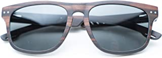 TOMWOOD Wooden Sunglasses for Men and Women Polarized TAC Lenses with Wooden Gift Box