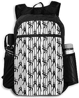 Foldable Backpack Lightweight Packable Waterproof Business Travel Bag School Daypack Hiking Sport Rucksack