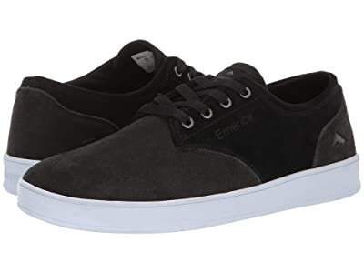Emerica The Romero Laced (Dark Grey/Black/White) Men