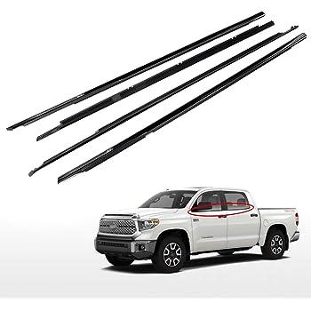 Toyota Tundra Driver Side Seat Belt-2007-2008-2009-2010-2011-2012-2013-Black