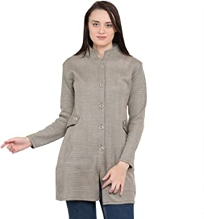 Starcollection Women's Synthetic Round Neck Sweater