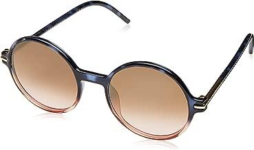Marc Jacobs Men's Marc 48/S JM Tow 52 Sunglasses, Blue (Hvn Bluette Pnk/Brwpk Gd Sp Gra)