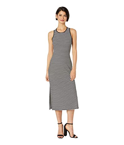 BCBGeneration Midi Length Dress (Black) Women