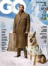 GQ Magazine December 2018/January 2019 Michael B. Jordan Cover