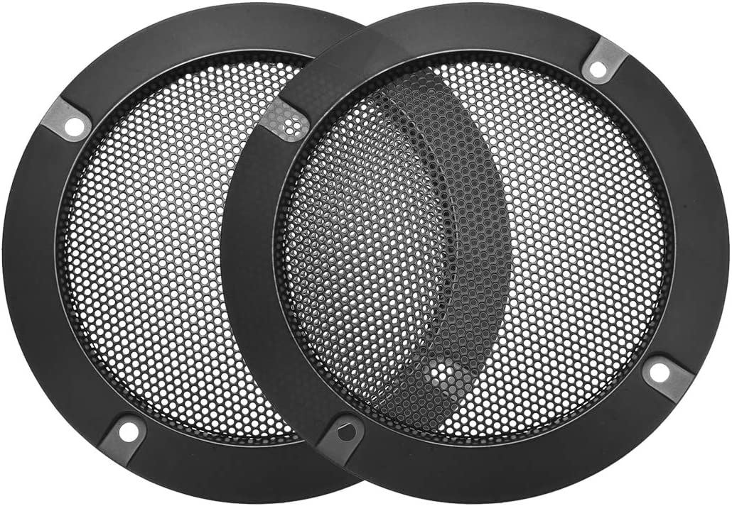 uxcell Speaker Grill Cover 4 sale Subwoof Decorative Special price Circle Inch Mesh