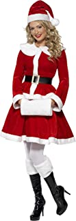 Best mrs claus costume size 20 Reviews