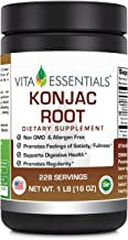 Vita Essentials Konjac Root Powder, 16 Ounce