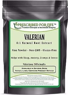Valerian - 4:1 Natural Root Powder Extract (Valeriana officianalis), 2 kg