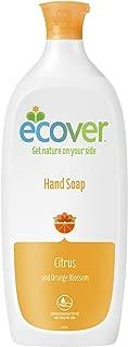 Ecover - Hand Soap Refill - Citrus and Orange Blossom - 1L
