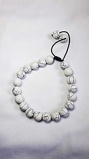 White Turquoise Wristbands Bracelet for Women,