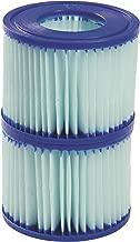 Filtro de Agua Anti-Microbial Tipo VI para Depuradora de Cartucho Bestway Lay-Z-Spa