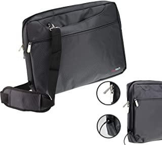 Navitech Black Graphics Tablet Case//Bag Compatible with The XP-Pen Star 03Pro
