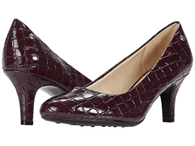 LifeStride Parigi (Pinot Noir) High Heels