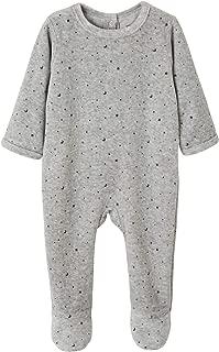 Vertbaudet Pyjama de No/ël 2 pi/èces b/éb/é fa/çon Renne Gris Clair 24M 86CM