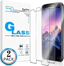 KATIN Galaxy S6 Screen Protector – [2-Pack] for Samsung Galaxy S6 Tempered Glass..