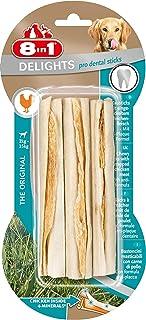 8in1 Dental Delights Sticks, Pack of 3 Sticks, 75 g