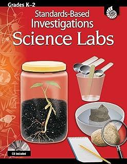 Standards-Based Investigations: Science Labs Grades K-2