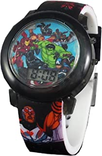 Avengers Kid's Light up Digital Watch