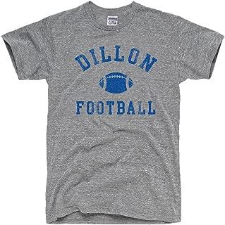 Men's Dillon Panthers Football T-Shirt Grey