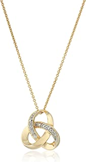CHAMSS 100/% 925 Silver 1:1 Charm Key Pendant Necklace Original Women Genuine Jewellery Heart Shape Rose Gold 14K Gold Selection Gem Color: Red, Length: 50cm Davitu Necklaces